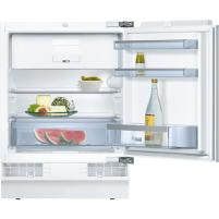 Refrigerator Bosch Refrigerator KUL15A60 Built-in, Larder, Height 82 cm, A++, Fridge net capacity 108 L, Freezer net capacity 15 L, White