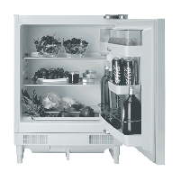 Refrigerator Candy CRU 160E /82 cm/Fridge 140L/2 Door storage/1 Crisper/1 Glass Shelves/EC A+