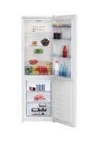 Refrigerator Fridge-freezer Beko RCSA270K20W | 171 cm x 54 cm A+