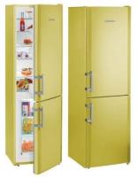 Refrigerator LIEBHERR CUag 3311 Refrigerators and freezers