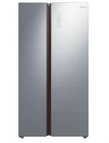 Šaldytuvas Midea MRS518WFNGX (HC-832WEN) silver Ledusskapji un saldētavas