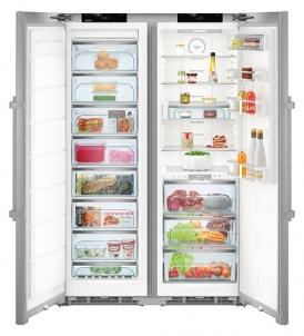 Refrigerator-šaldiklis LIEBHERR SBSes 8663