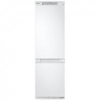 Šaldytuvas Samsung BRB260030WW Built-in, Combi, Height 177 cm, A+, No Frost system, Fridge net capacity 195 L, Freezer net capacity 72 L, Display, 37 dB, White