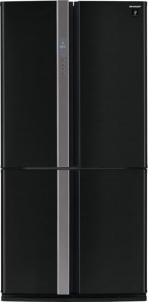 Šaldytuvas SHARP SJFP810VBK Šaldytuvai ir šaldikliai