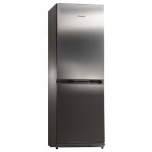 Refrigerator Snaige Refrigerator RF31NG-Z1CB210721Z185SN1X Free standing, Combi, Height 176 cm, A+, No Frost system, Fridge net capacity 191 L, Freezer net capacity 74 L, 41 dB, Inox