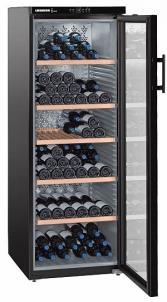 Šaldytuvas vynui LIEBHERR WKb 4212  Šaldytuvai ir šaldikliai