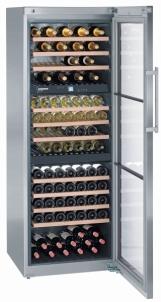 Šaldytuvas vynui LIEBHERR WTes 5872  Šaldytuvai ir šaldikliai