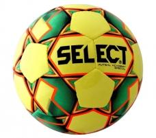 Salės futbolo kamuolys SELECT FUTSAL ACADEMY SPECIAL yellow-green Futbolbumbas