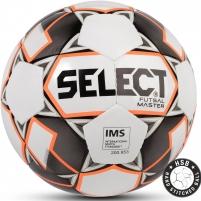 Salės futbolo kamuolys Select Futsal Master IMS 2018 14258 Futbolbumbas