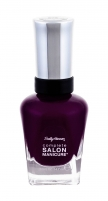 Sally Hansen Complete Salon Manicure Cosmetic 14,7ml 660 Pat On The Black Dekoratyvinė kosmetika nagams