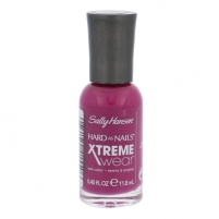 Sally Hansen Hard As Nails Xtreme Wear Nail Color 11,8ml 230 Pep Plum Dekoratyvinė kosmetika nagams