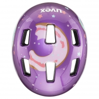 Ķivere Uvex hlmt 4 purple donut 51-55CM