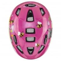 Šalmas Uvex Kid 2 pink playground Bicycle helmets