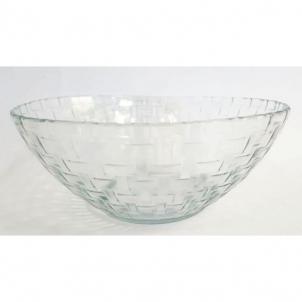 Salotinė stikl. 23cm B954 Lėkštės