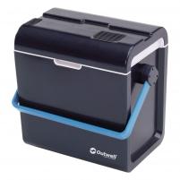Šaltkrepšis Outwell ECOcool Dark Blue 24L 12V/230V Automobiliniai šaldytuvai, šaldymo krepšiai