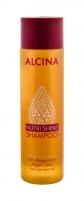 Šampūnas ALCINA Nutri Shine Shampoo 250ml Šampūnai plaukams