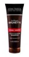 Šampūnas John Frieda Brilliant Brunette Visibly Deeper Shampoo 250ml Šampūnai plaukams