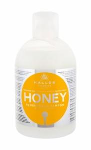 Šampūnas Kallos Cosmetics Honey Shampoo 1000ml Šampūnai plaukams