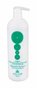 Šampūnas Kallos Cosmetics KJMN Deep Cleansing Shampoo 1000ml Šampūnai plaukams