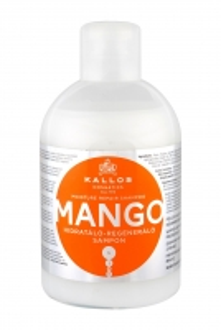 Šampūnas Kallos Cosmetics Mango Shampoo 1000ml Šampūnai plaukams
