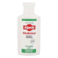 Šampūnas plaukams Alpecin Medicinal Shampoo Concentrate Oily Hair Cosmetic 200ml Šampūnai plaukams