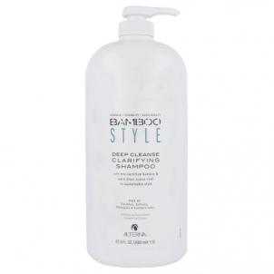 Šampūnas plaukams Alterna Bamboo Style Deep Cleanse Clarifying Shampoo Cosmetic 2000ml Šampūnai plaukams