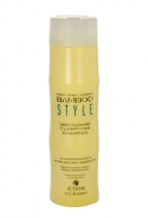 Šampūnas plaukams Alterna Bamboo Style Deep Cleanse Clarifying Shampoo Cosmetic 250ml Šampūnai plaukams