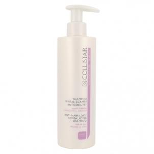 Šampūnas plaukams Collistar Anti-Hair Loss Revitalizing Shampoo Cosmetic 400ml Šampūnai plaukams