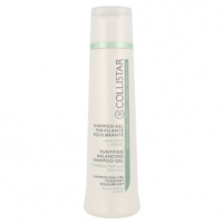 Šampūnas plaukams Collistar Purifying Balancing Shampoo-Gel Cosmetic 250ml Šampūnai plaukams