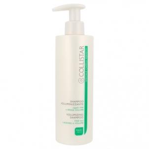 Šampūnas plaukams Collistar Volumizing Shampoo Cosmetic 400ml Šampūnai plaukams