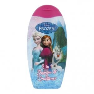 Šampūnas plaukams Disney Frozen 2in1 Shampoo & Conditioner Cosmetic 300ml Šampūnai plaukams