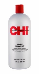 Šampūnas plaukams Farouk Systems CHI Infra Shampoo Moisture Therapy Cosmetic 946ml Šampūnai plaukams