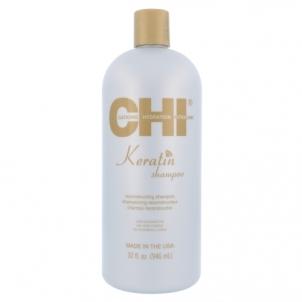 Šampūnas plaukams Farouk Systems CHI Keratin Shampoo Cosmetic 946ml Šampūnai plaukams