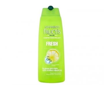 Šampūnas plaukams Garnier Fortifying Shampoo for Normal and quickly greasy hair Fresh - 400 ml Šampūnai plaukams