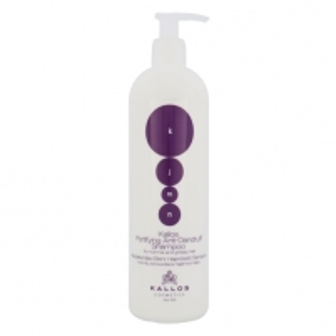 Šampūnas plaukams Kallos KJMN Fortifying Anti-Dandruff Shampoo Cosmetic 500ml