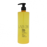 Kallos Lab 35 Shampoo For Volume And Gloss Cosmetic 500ml Šampūnus, matu