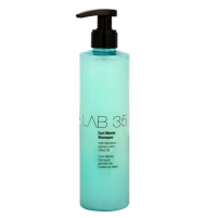 Šampūnas plaukams Kallos LAB35 (Curl Shampoo With Bamboo Extract And Olive Oil) 300 ml
