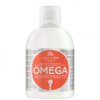 Šampūnas plaukams Kallos Omega Hair Shampoo Cosmetic 1000ml