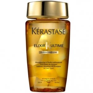 Šampūnas plaukams Kerastase Elixir Ultime Shampoo Cosmetic 250ml Šampūnai plaukams
