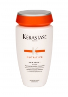 Šampūnas plaukams Kerastase Nutritive Bain Satin 1 Irisome Normal to Dry Hair Cosmetic 250ml