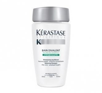 Šampūnas plaukams Kerastase Specifique Bain Divalent Balancing Shampoo Oily Cosmetic 250ml Šampūnai plaukams