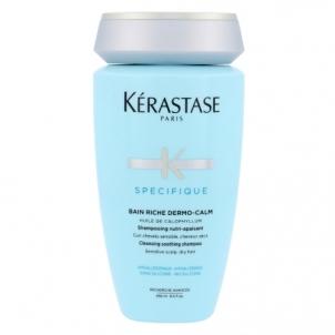 Šampūnas plaukams Kerastase Specifique Bain Riche Dermo-Calm Shampoo Cosmetic 250ml
