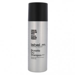 Šampūnas plaukams Label m Brunette Dry Shampoo Cosmetic 200ml Šampūnai plaukams