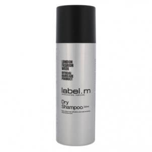 Šampūnas plaukams Label m Dry Shampoo Cosmetic 200ml Šampūnai plaukams