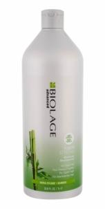Šampūnas plaukams Matrix Biolage Bamboo Fiberstrong Shampoo Cosmetic 1000ml Šampūnai plaukams