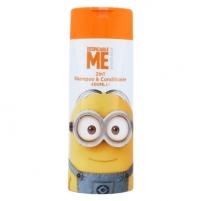Šampūnas plaukams Minions Shampoo & Conditioner 2in1 Cosmetic 400ml Šampūnai plaukams