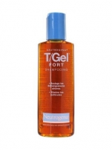 Šampūnas plaukams Neutrogena T/Gel Forte (Shampooing) 125 ml Шампуни для волос