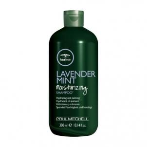 Šampūnas plaukams Paul Mitchell Moisturizing and Soothing Shampoo for Dry Hair Tea Tree (Lavender Mint Shampoo) 300 ml Šampūnai plaukams