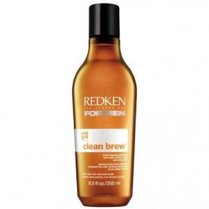 Šampūnas plaukams Redken For Men Clean Brew Shampoo Cosmetic 250ml Šampūnai plaukams