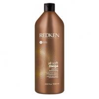 Šampūnas plaukams Redken Shampoo ALL SOFT MEGA 300 ml Šampūnai plaukams